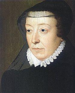 5 janvier...Catherine de Médicis dans conflits acatherine