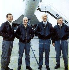 21 janvier...le Concorde dans Argent aconcordpremiervol