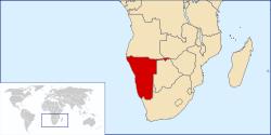Le 20 mars...La Namibie dans Afrique 0anib2