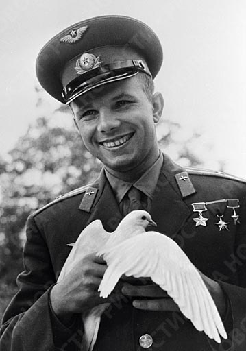 Google et Youri Gagarine