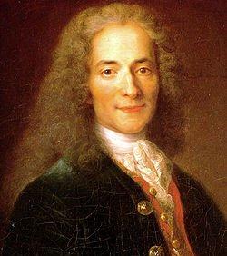 Le 11 juillet...Voltaire dans culture 0air